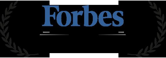 forbes 50 logo